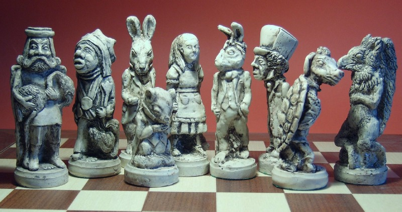 Page 2 Chessnuts Chess Sets Lion Witch And Wardrobe